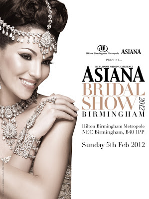 Khushboos by Chand at the 2012 Asiana Bridal Show