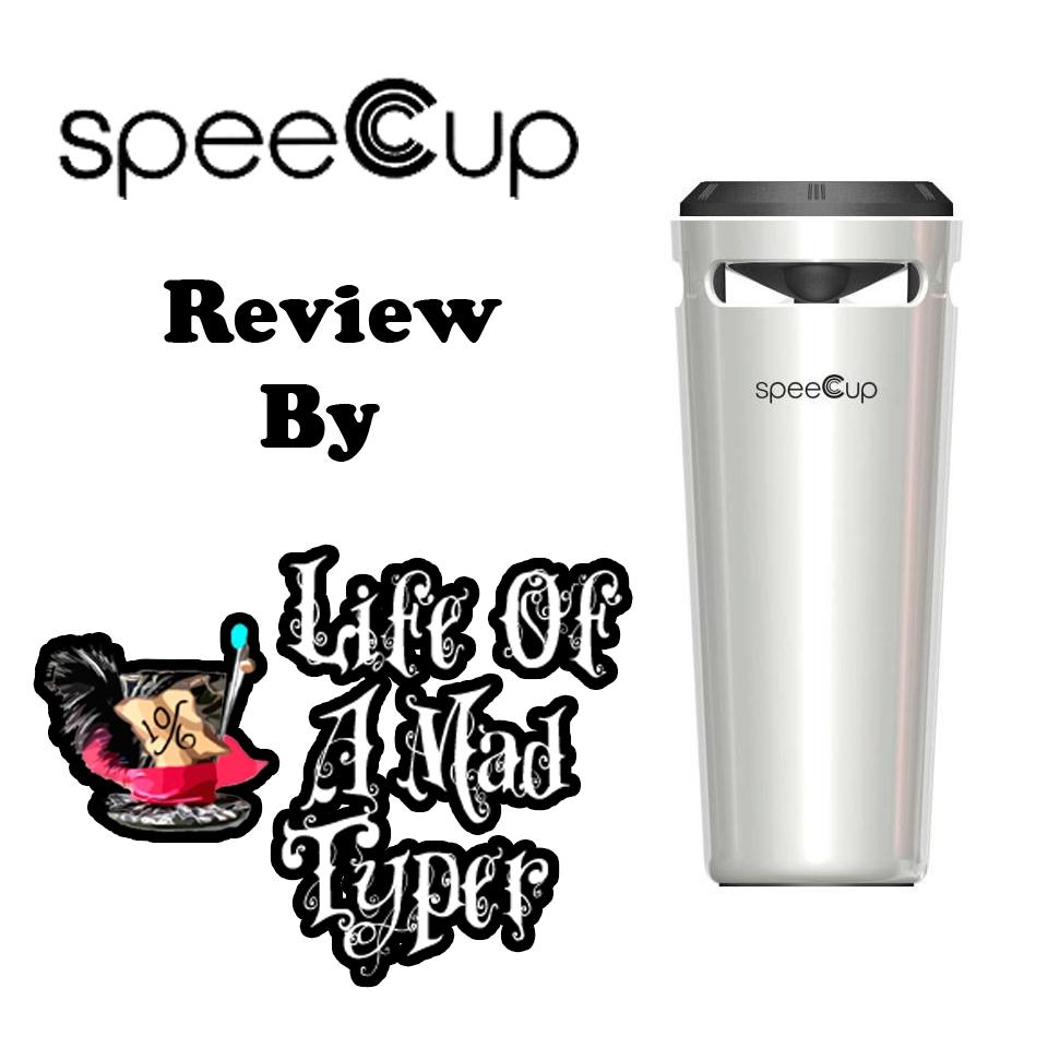 SpeeCup review by Life of a Mad Typer