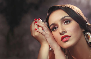 Sensuous Shraddha Kapoor Real HD Pictureshoot for Marie Claire Beauty India Magazine June 2012 Image 06.jpg