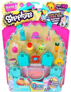 Shopkin season three gift pack
