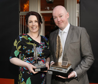 New Irish Writer of the Year 2012