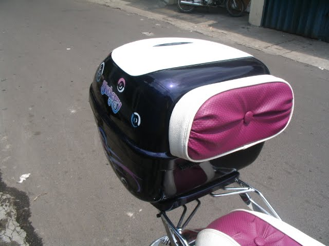 Box Givi for scoopy ..... Harga by Phone
