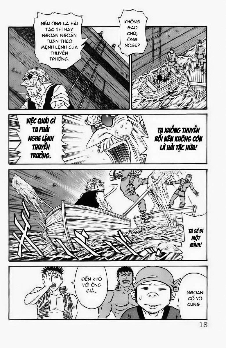 Vua Trên Biển – Coco Full Ahead chap 223 Trang 13 - Mangak.info