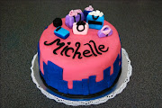 Michelle's Sex and the City Cake