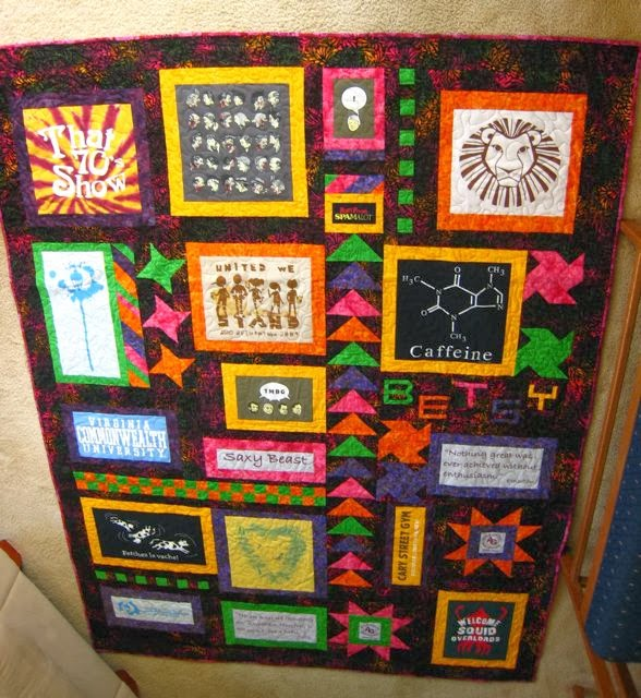 Snapper Knits Quilts Beads T Shirt Quilts