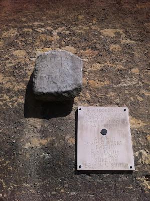 Rimski spomenik Akoniji Salviji
