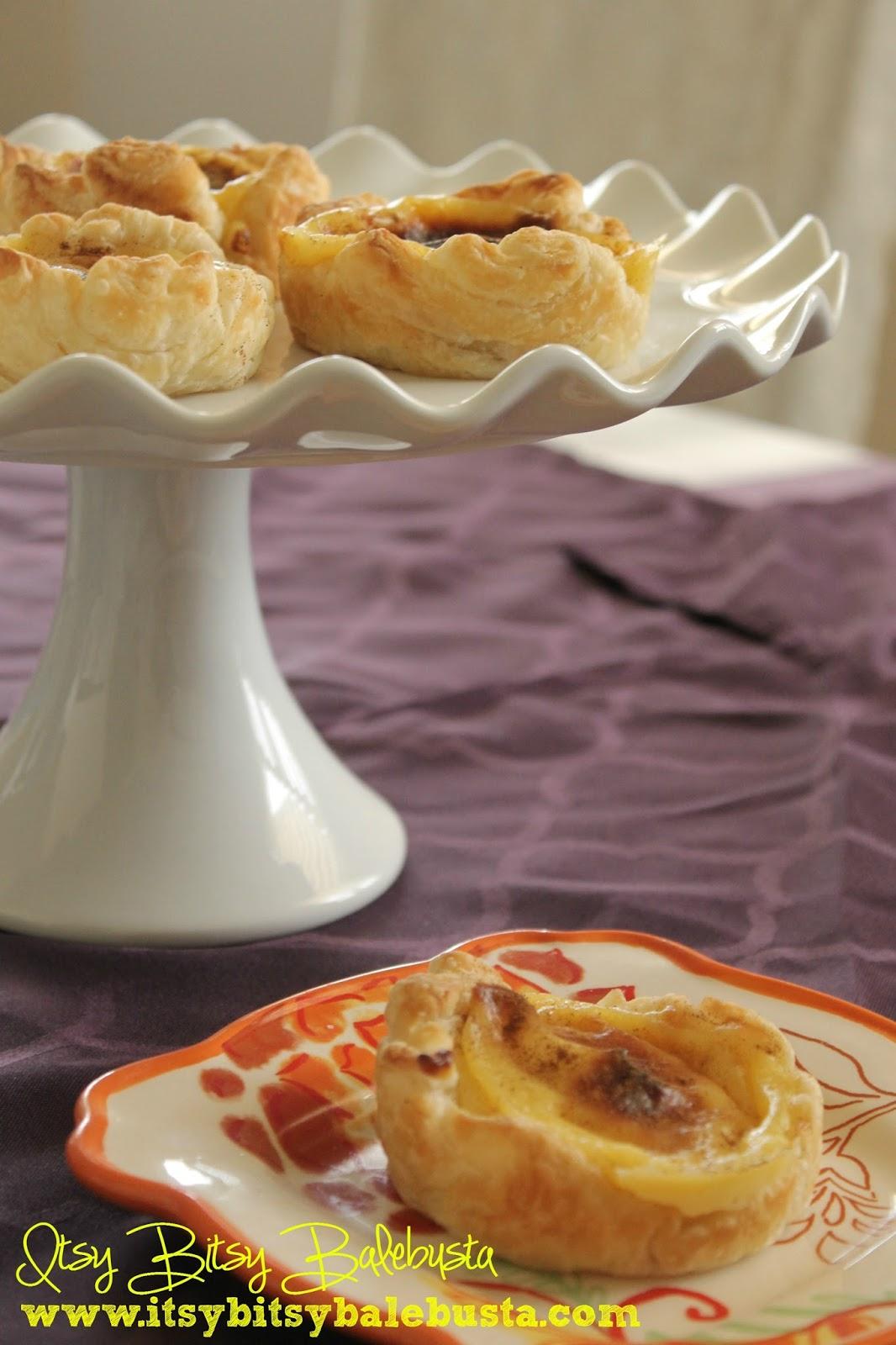 Itsy bitsy balebusta pasteis de nata ricardo cuisine for Cuisine ricardo