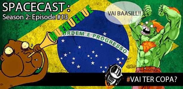 Spacecast S02 E13: Copa, Hue & Hipocrisia