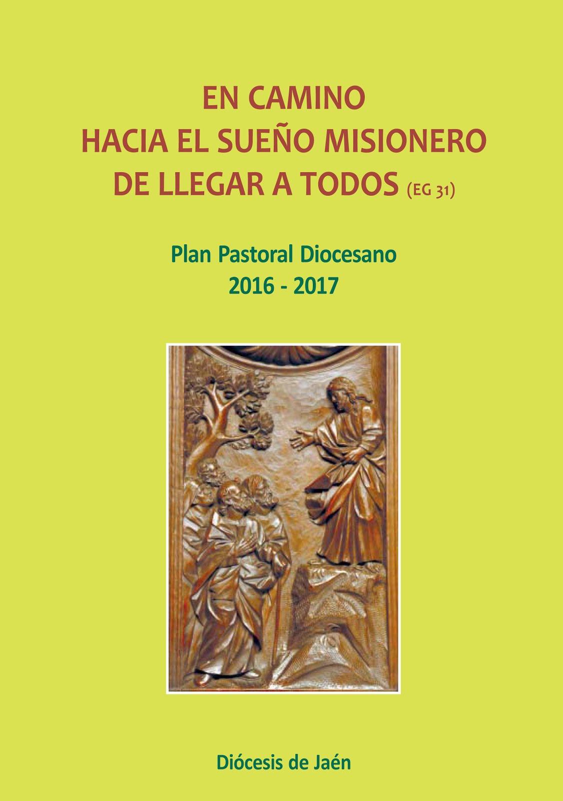 Plan Diocesano de Pastoral 2.010-17
