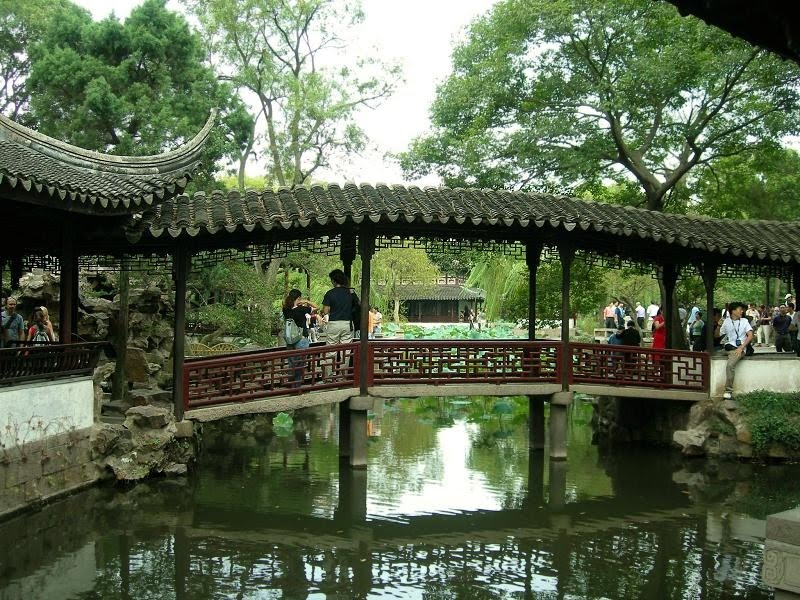 Hortibus suzhou la ville des jardins en chine jardins prives classes par l 39 unesco - Jardin de china ...