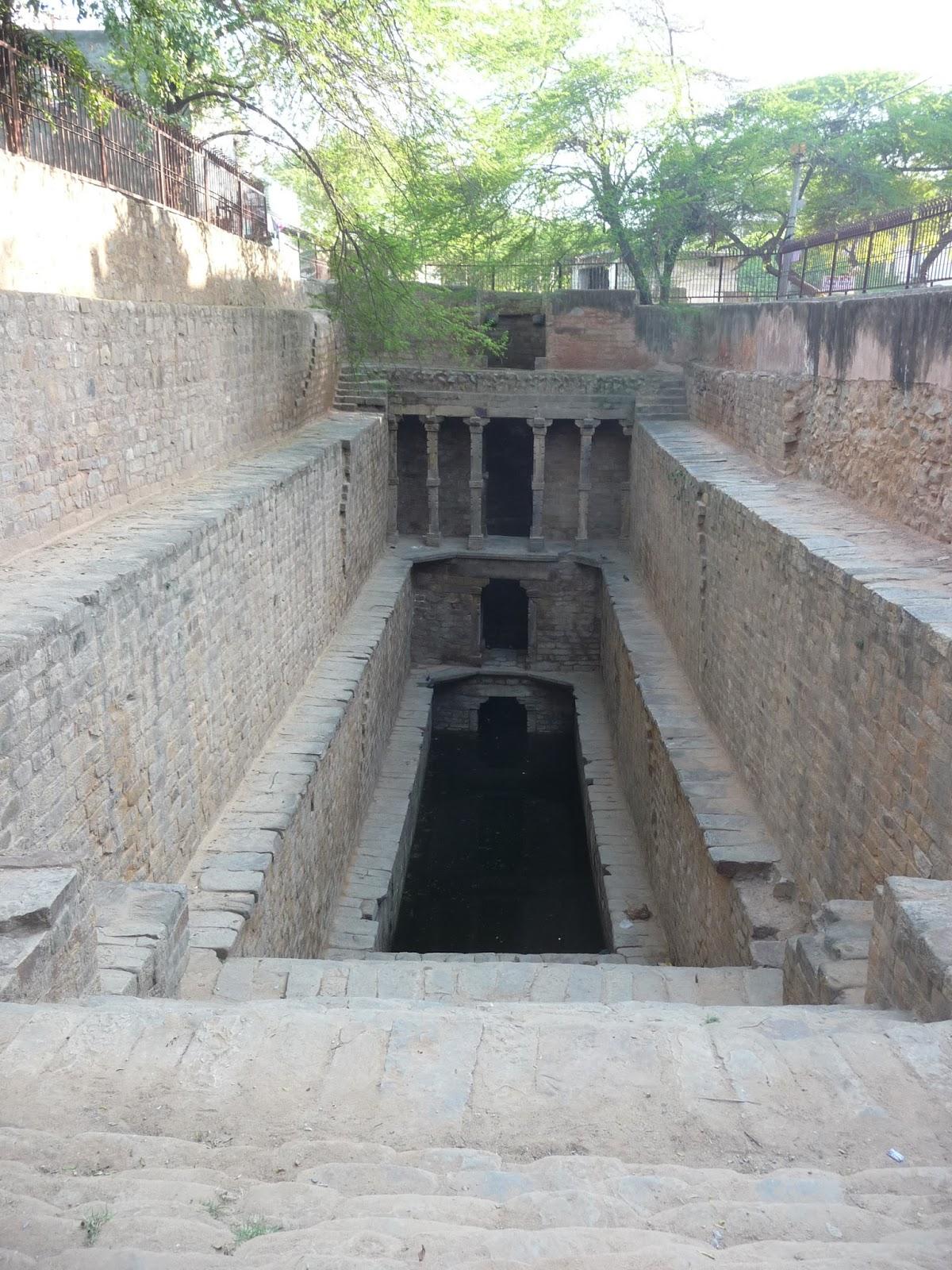 Mehrauli Archaeological Park | Delhi | India | Light ...