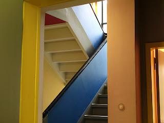 Casa de los maestros de la Bauhaus de Walter Gropius
