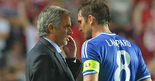 English FA Fines Chelsea Boss Jose Mourinho For Improper Conduct