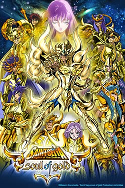 Saint Seiya Soul of Gold Capítulo 2