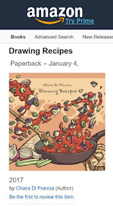 Drawing Recipes Cookbook