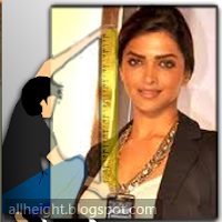 What is the height of Deepika Padukone?