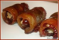Featured Recipe: Bacon-Wrapped Dates
