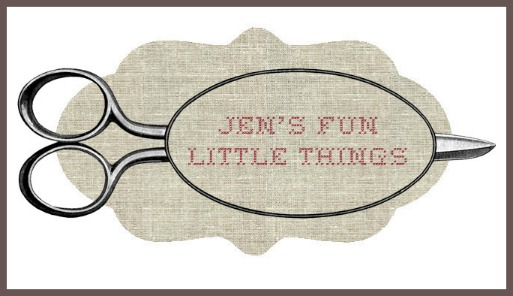 Jen&#39;s Fun Little Things