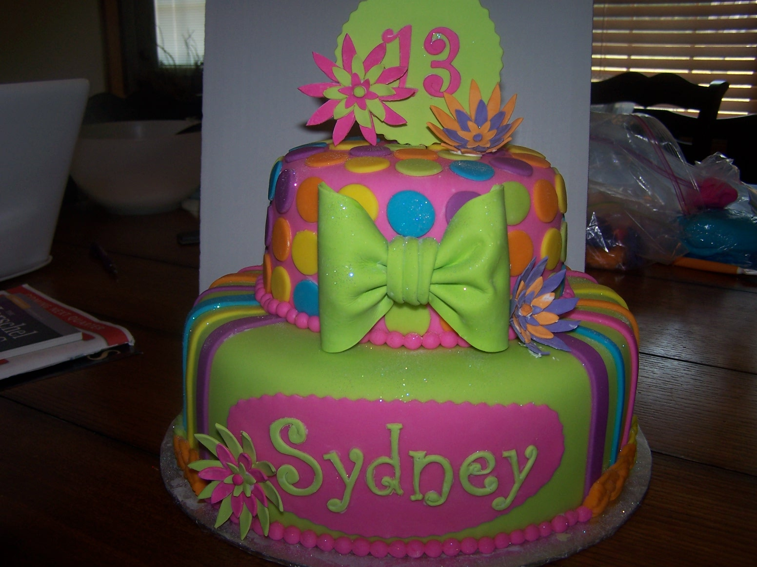 Learning To Fly Cakes and Pastries Sydneys 13th Birthday  ~ 205133_Birthday Party Ideas Sydney