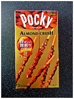 Glico Chocolate Almond Crunch Pocky