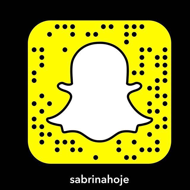 Snap: Sabrina Hoje