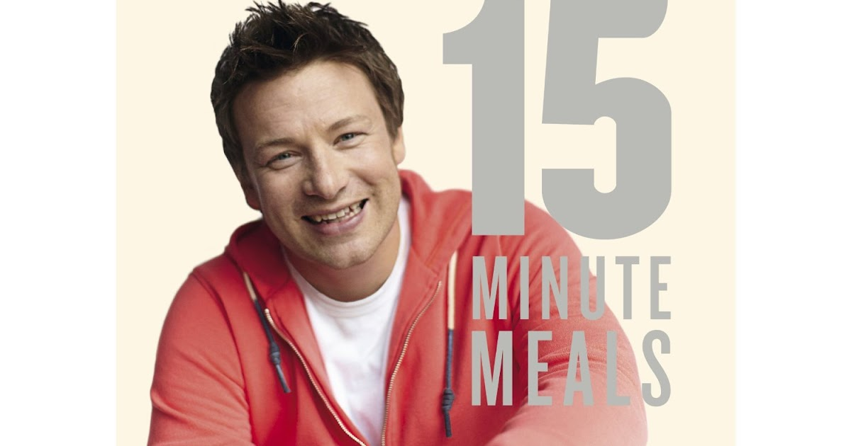 Vanilla clouds and lemon drops cookbook review jamie 39 s 15 minute meals - Jamie en 15 minutes ...