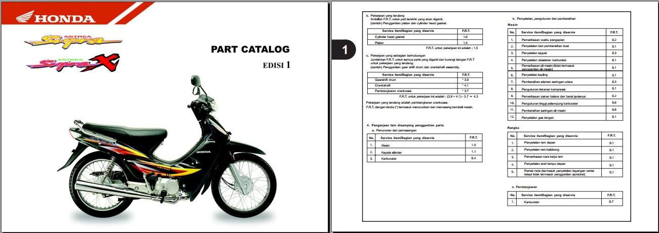 sambermata buku manual sepeda motor rh sambermata115 blogspot com service manual sepeda motor honda pdf Honda Manual Book