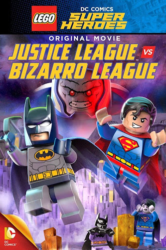 Justice League vs. Bizarro League (DVDRip Español Latino) (2015)
