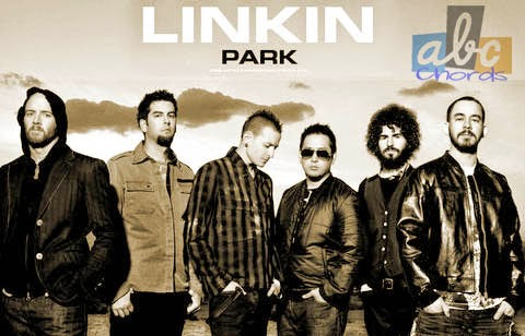 Song lyrics and Guitar Chords Until it's Gone – Linkin Park