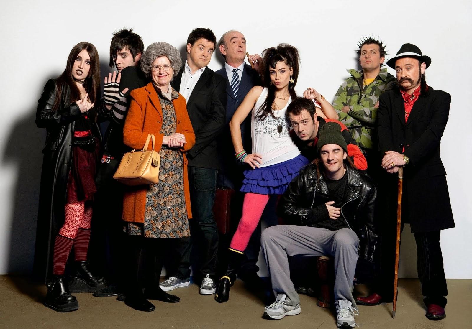 Programas longevos de la televisión española