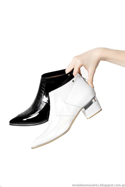 Botas 2015. Moda calzado otoño invierno 2015.