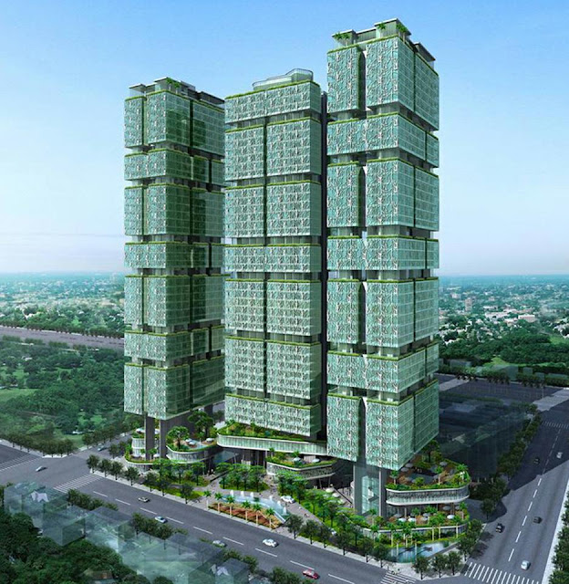 Mo ban can ho chung cu Paragon Tower Pham Hung