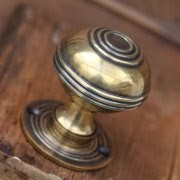 Brass Regency Bloxwich Door Knobs