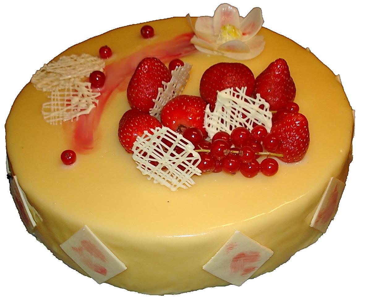 Bavarian Fruit Cake