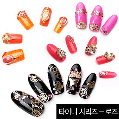 Jewelry Nail, Jewelry Nail Art, Jewelry Nail Art Supply