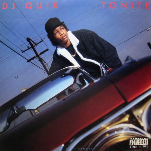 drony_dj Electro Bass: DJ Quik - Tonite (Vinyl, 12'' 1991)(Profile Records)