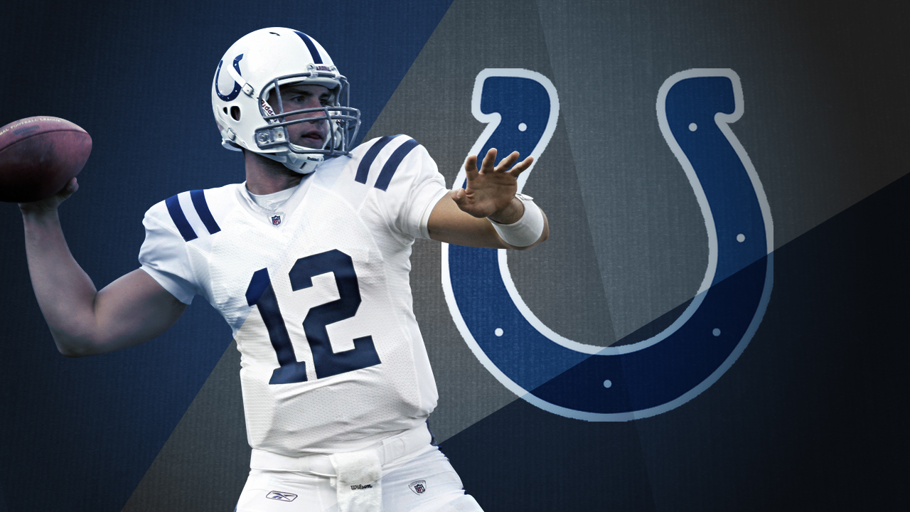 Nfl Wallpapers Andrew Luck Indianapolis Colts