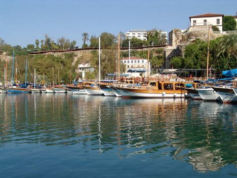 Kaleici Marina - Antalya, Turkey  Travel Wallpapers