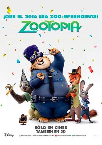 Zootopia [2016] [DVDRip] [Latino] [MG+]