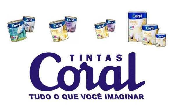 Tintas%2BCoral TINTAS PARA PAREDE CORAL   Preço e onde comprar tintas Coral