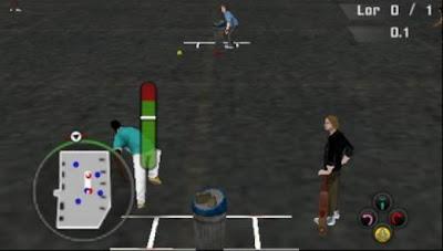 04d2eef3575fa7a69de3decd593b56a8 Street Cricket Champions PSP