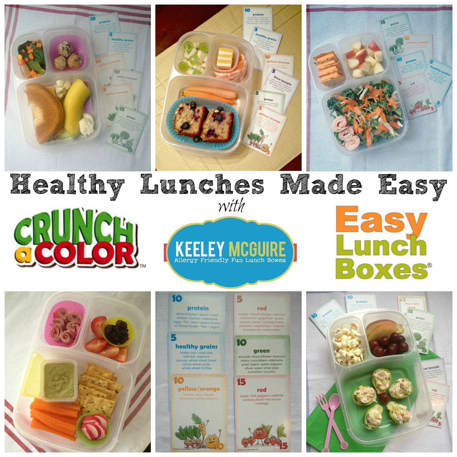 allergy friendly lunch made easy crunchacolor healthy lunches