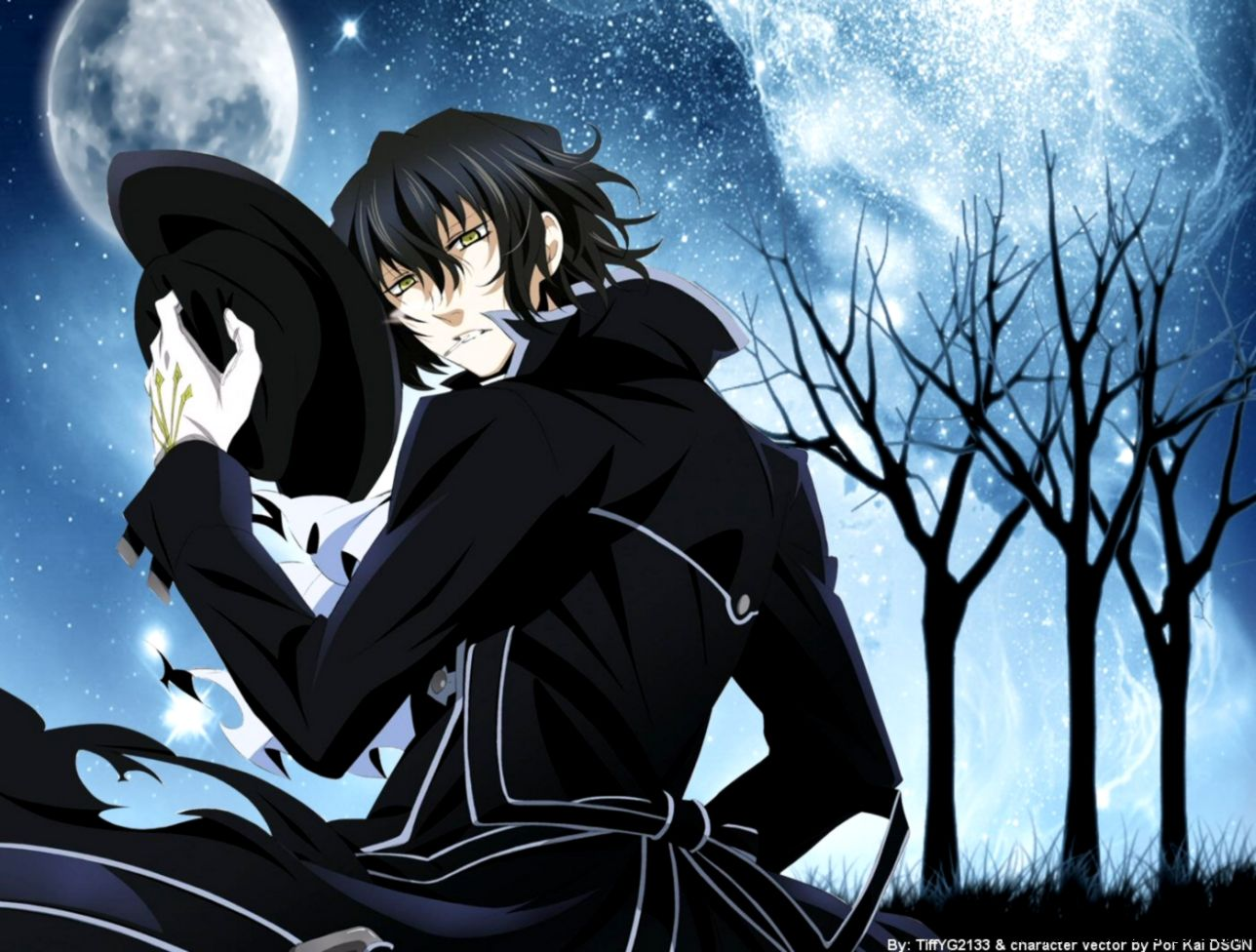 Wallpaper Boy Gilbert nightray pandora hearts Brunette Hat