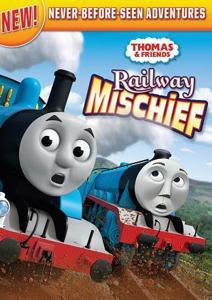 Thomas y sus Amigos: Travesuras de Ferrocarril – DVDRIP LATINO