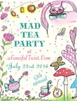 2016 Mad tea Party!