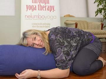 Yoga healer, Yoga therapist Kelly McCardle