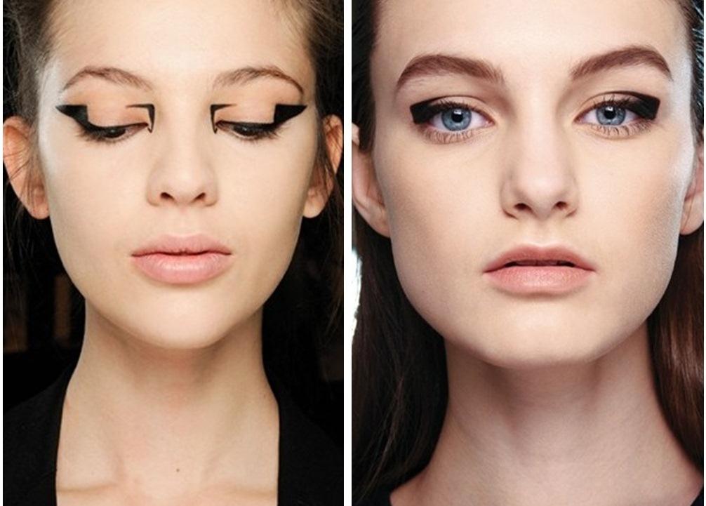 красивый макияж и при этом