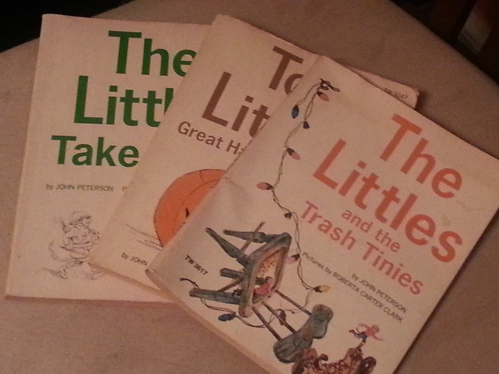 The Littles books Navigating Hectivity
