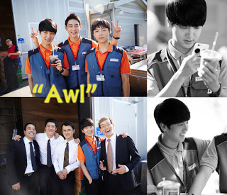 Biodata Pemain Drama Korea Awl
