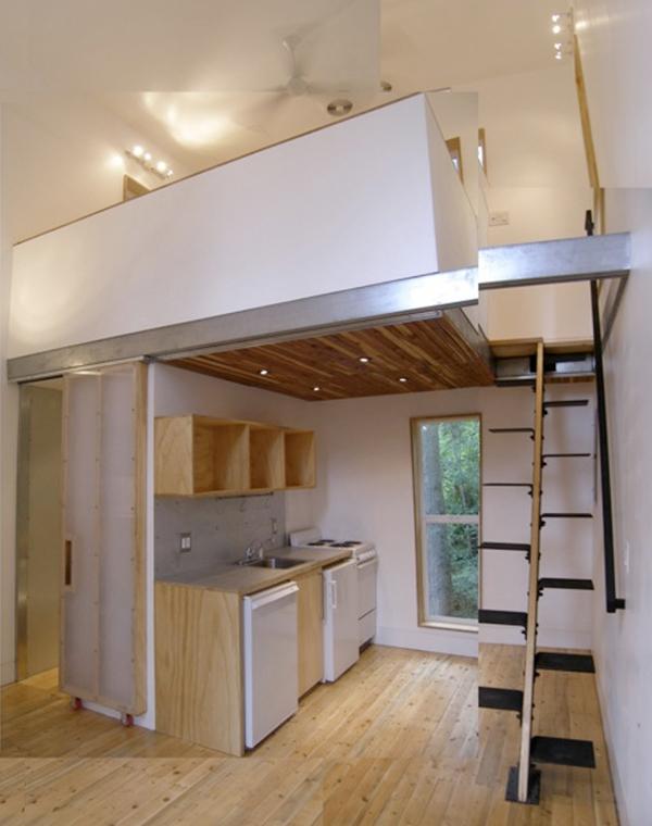 dekogama: Diseño de un loft